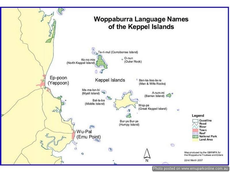 keppel-islands-woppaburra-names