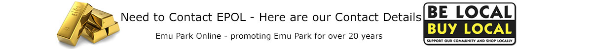 Contact details for Emu Park Online Jeff Quigley Rob Tait