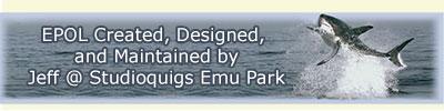 Jeff Quigley Studioquigs designer of Emu Park Online