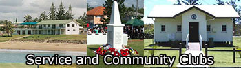 Service and Community Based Clubs in Emu Park