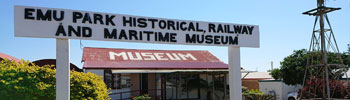 Emu Park Museum is located in Hill Street in the main township of Emu Park