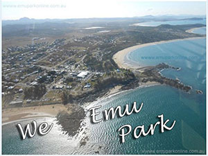 Emu Park Love it