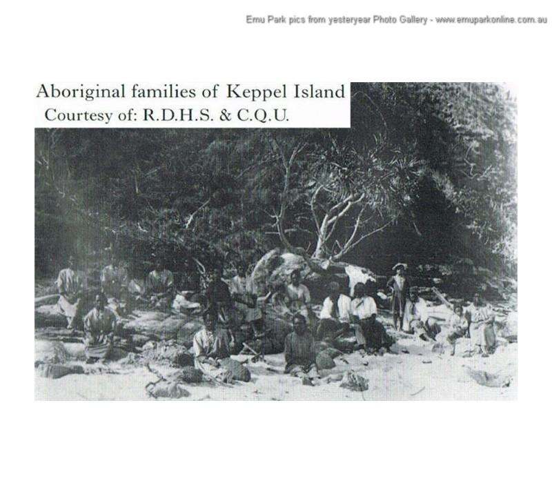 Keppel_island_aboriginal_families